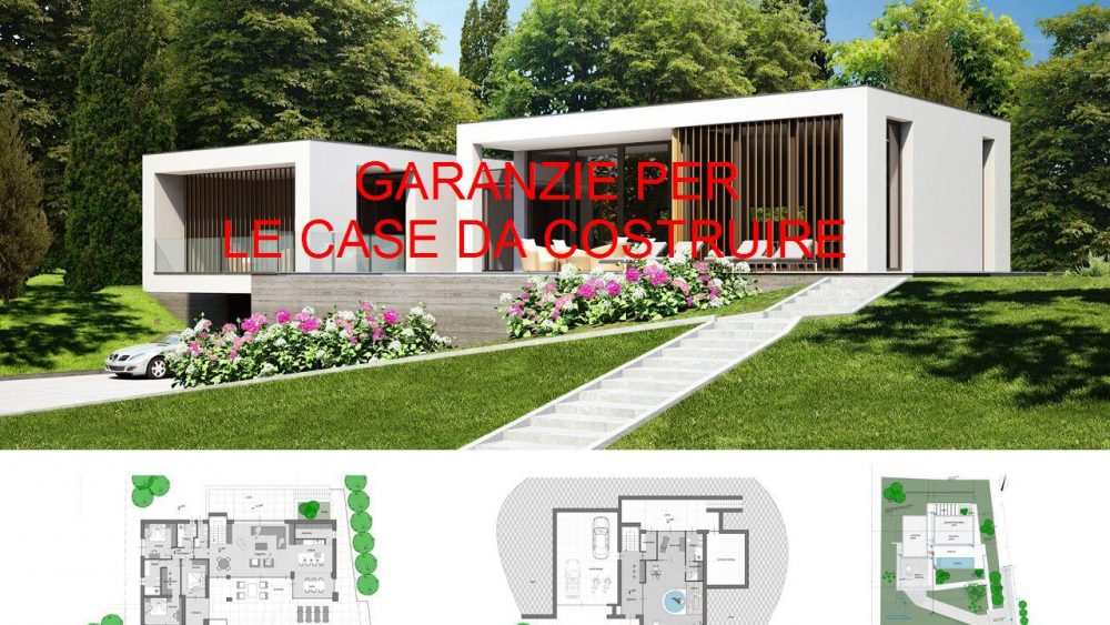 garanzie per le case da costruire