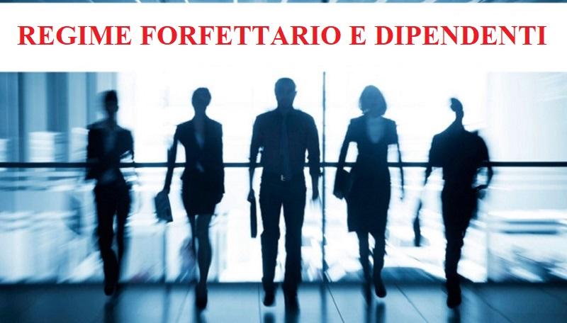 REGIME FORFETTARIO E ASSUNZIONE DIPENDENTI