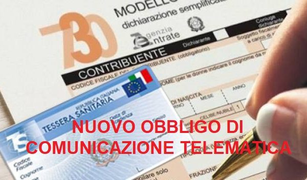 nuovo obbligo comunicazione telematica