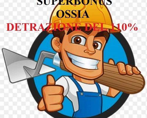 SUPERBONUS AL 110%
